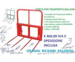 FORCA TRASPORTO BALLONI
